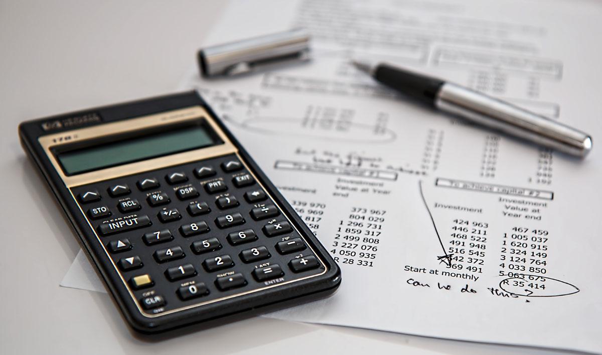 administratif entreprise calculer charges